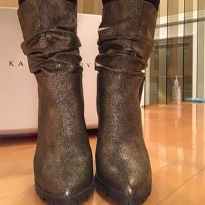 Katy Perry boots. Brand new